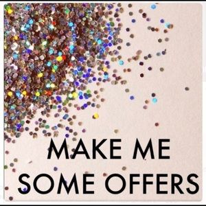 Make me an offer that I can't refuse!